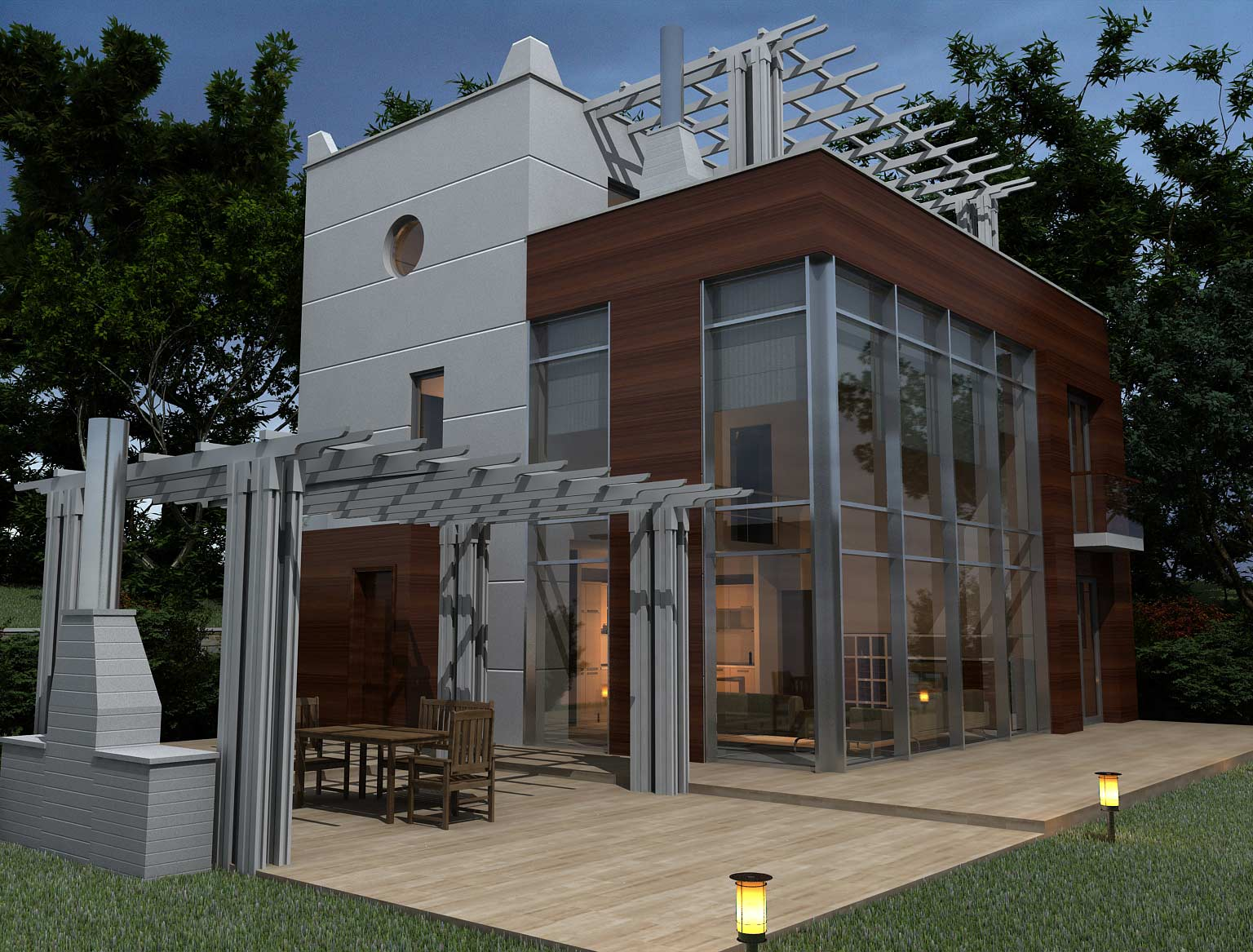 Aydıner Villa Projesi